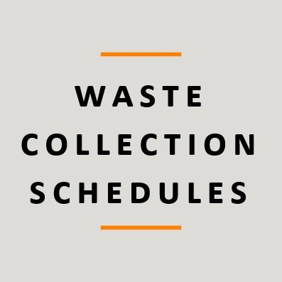 Waste Schedules IMG