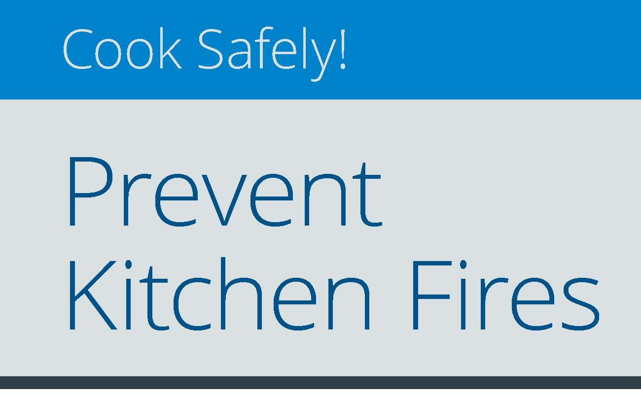 Prevent Kitchen Fires Opens in new window