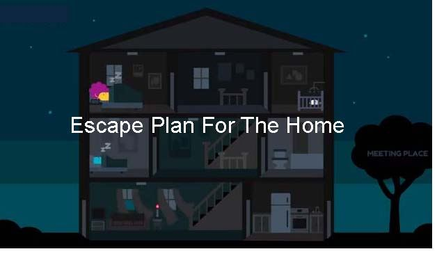 escape plan for the home Opens in new window