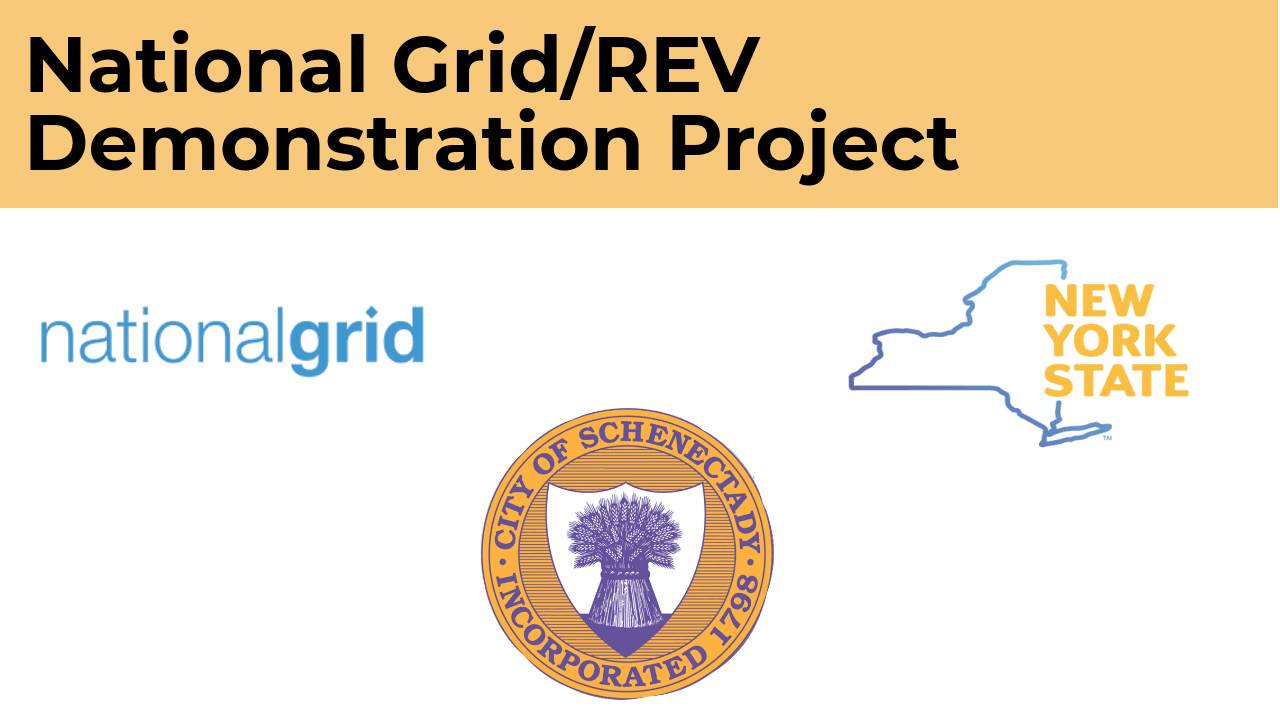 National Grid/REV Demo