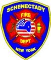 small Schenectady Fire Department Emblem