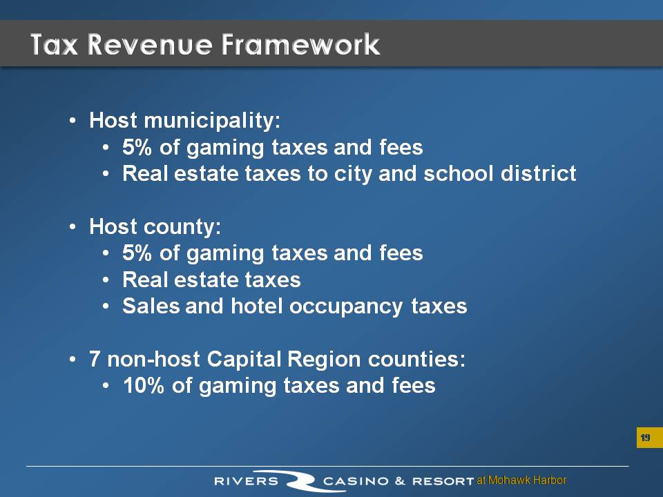 Casino Development PowerPoint Presentation Slide 1